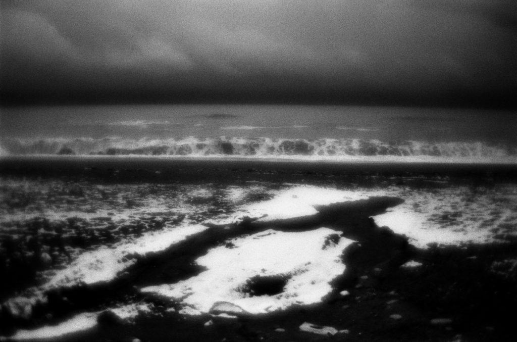 Black Sea shore near Akçakoca town. Turkey, January 2013