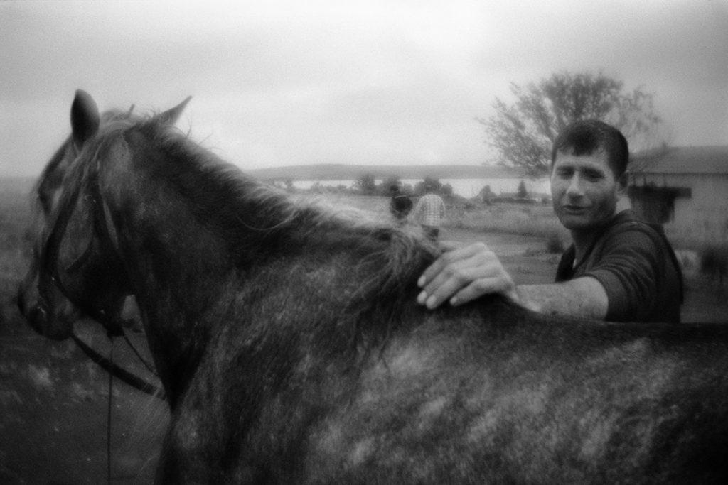 Farmer Karim Usmanovitch who came from Azerbaijan.